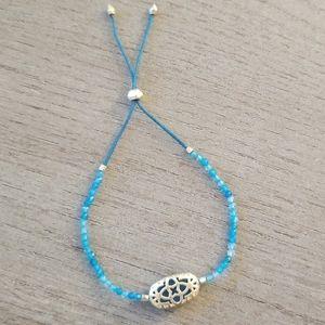 Kendra Scott Elaina adjustable bracelet $75